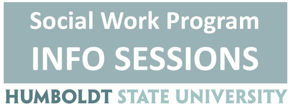 Social Work info session